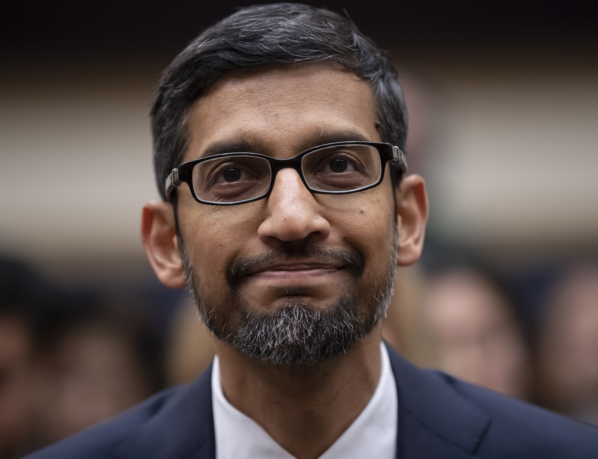 Google CEO Sundar Pichai says AI fears are 'very legitimate'