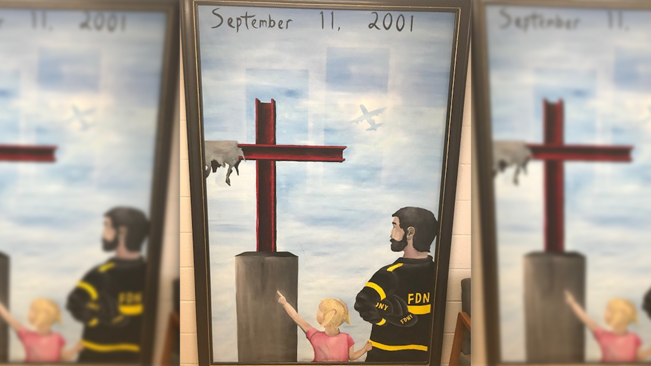 Todd Starnes: Missouri town is ready to defend Ground Zero cross mural from out-of-town atheist