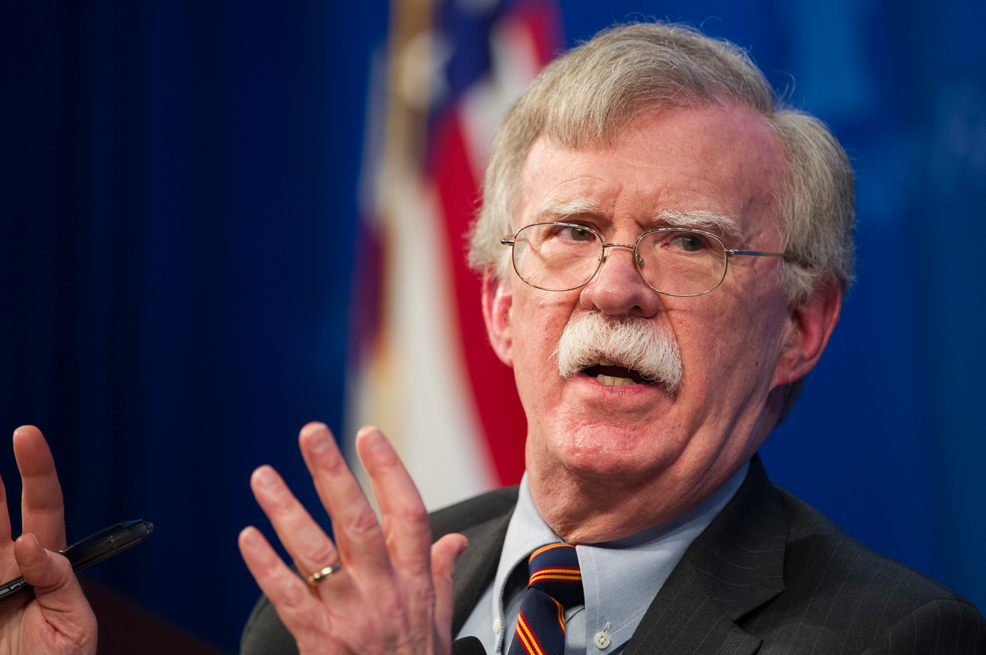 Read: John Bolton's full resignation letter to President Trump