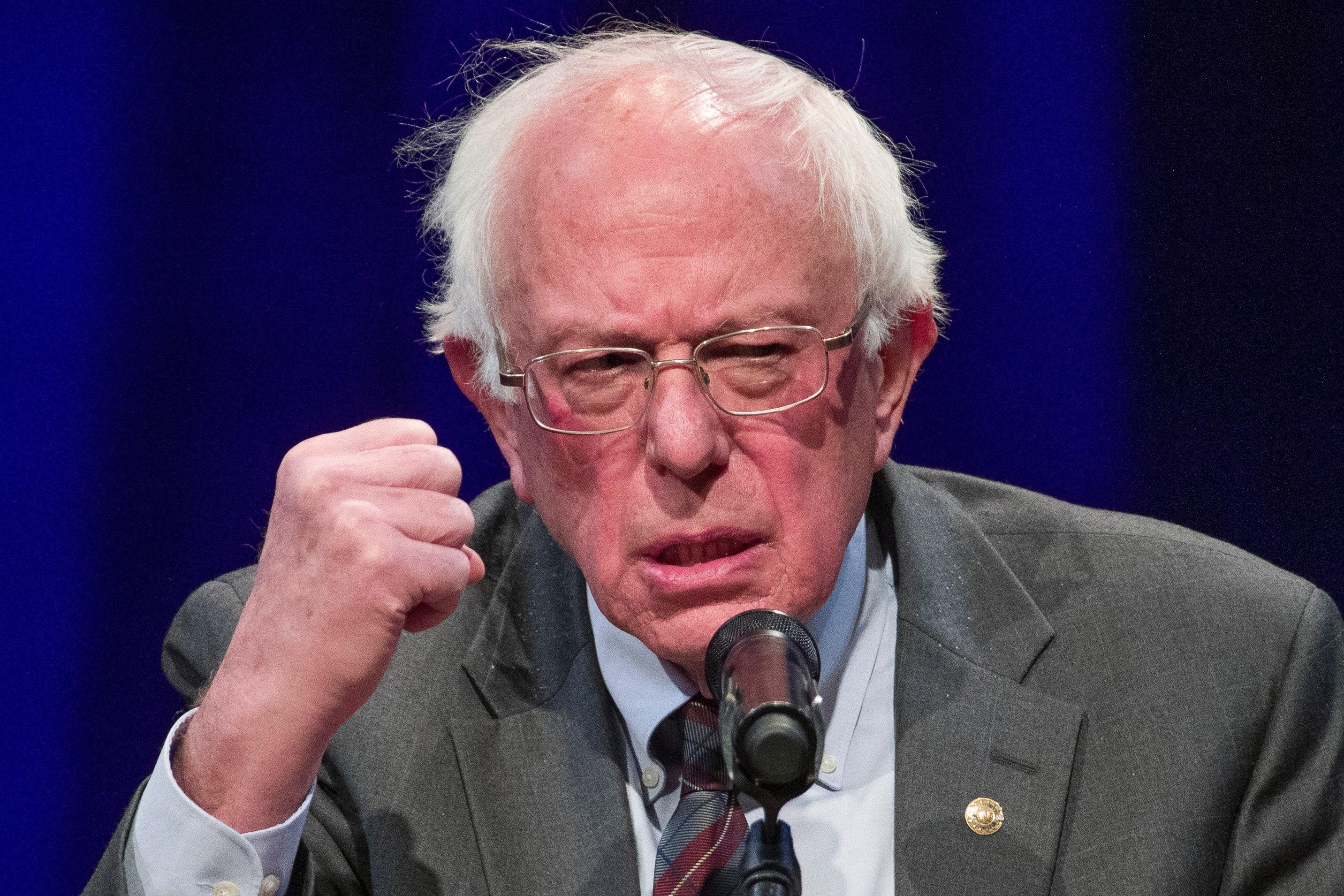 Vermont Sen. Bernie Sanders enters crowded 2020 presidential race