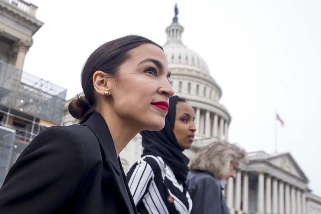 Alexandria Ocasio-Cortez, the voice of an ignorant generation