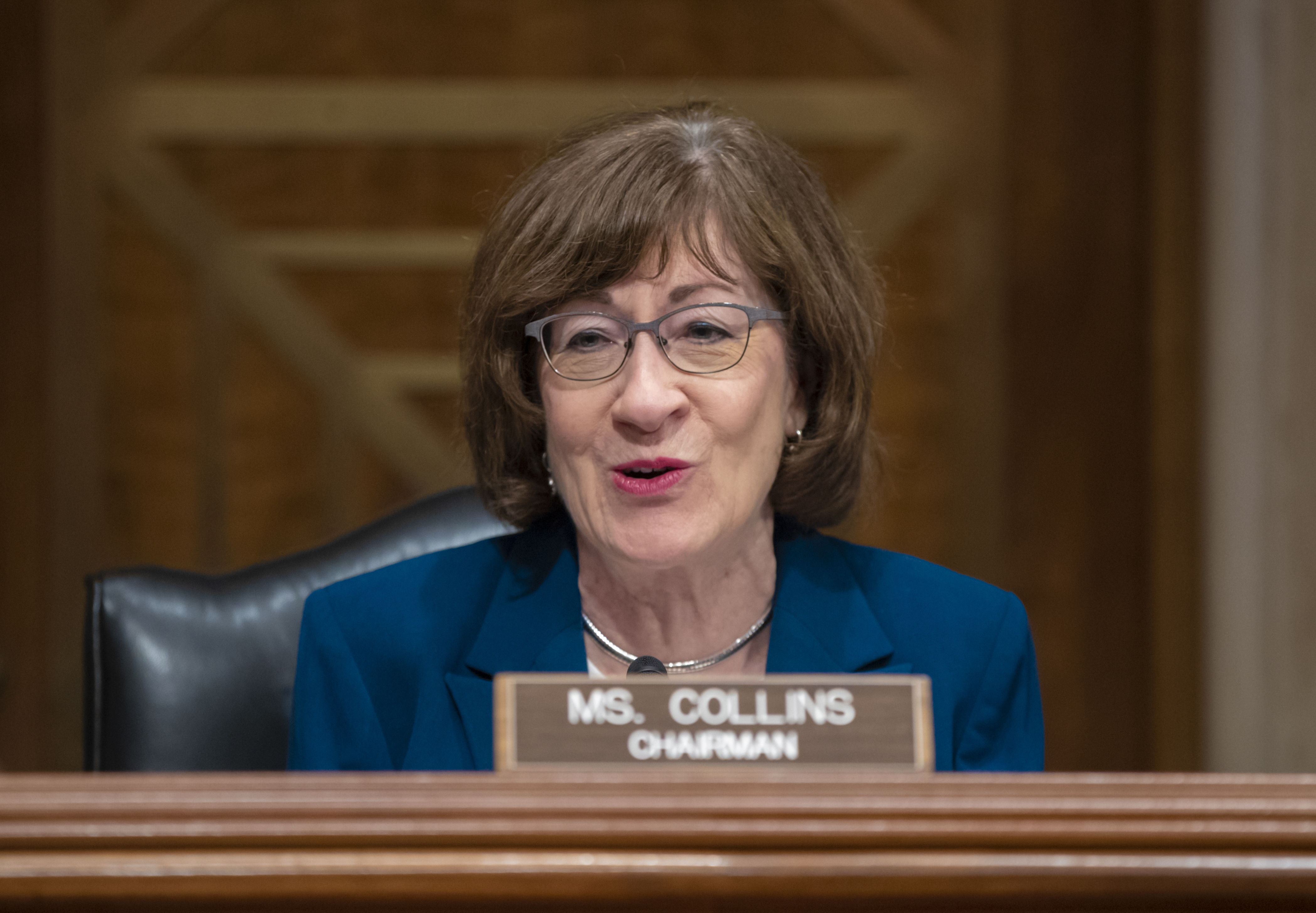 Watchdog group requests IRS investigation into anti-Susan Collins group's tax-exempt status