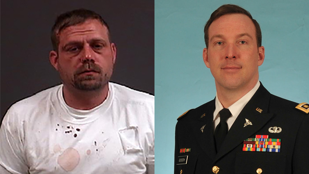 Army officer that served in Afghanistan fatally shot outside Virginia Wawa