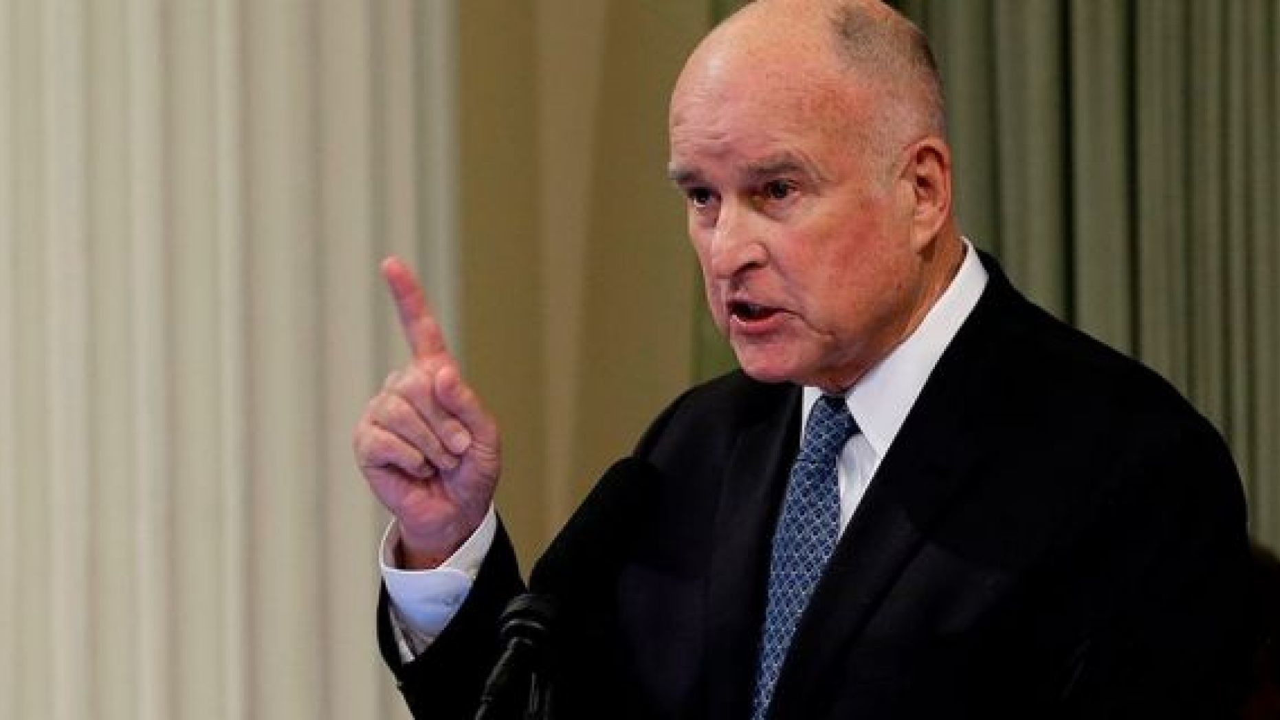 How close to doomsday? Just ask former California Gov. Jerry Brown