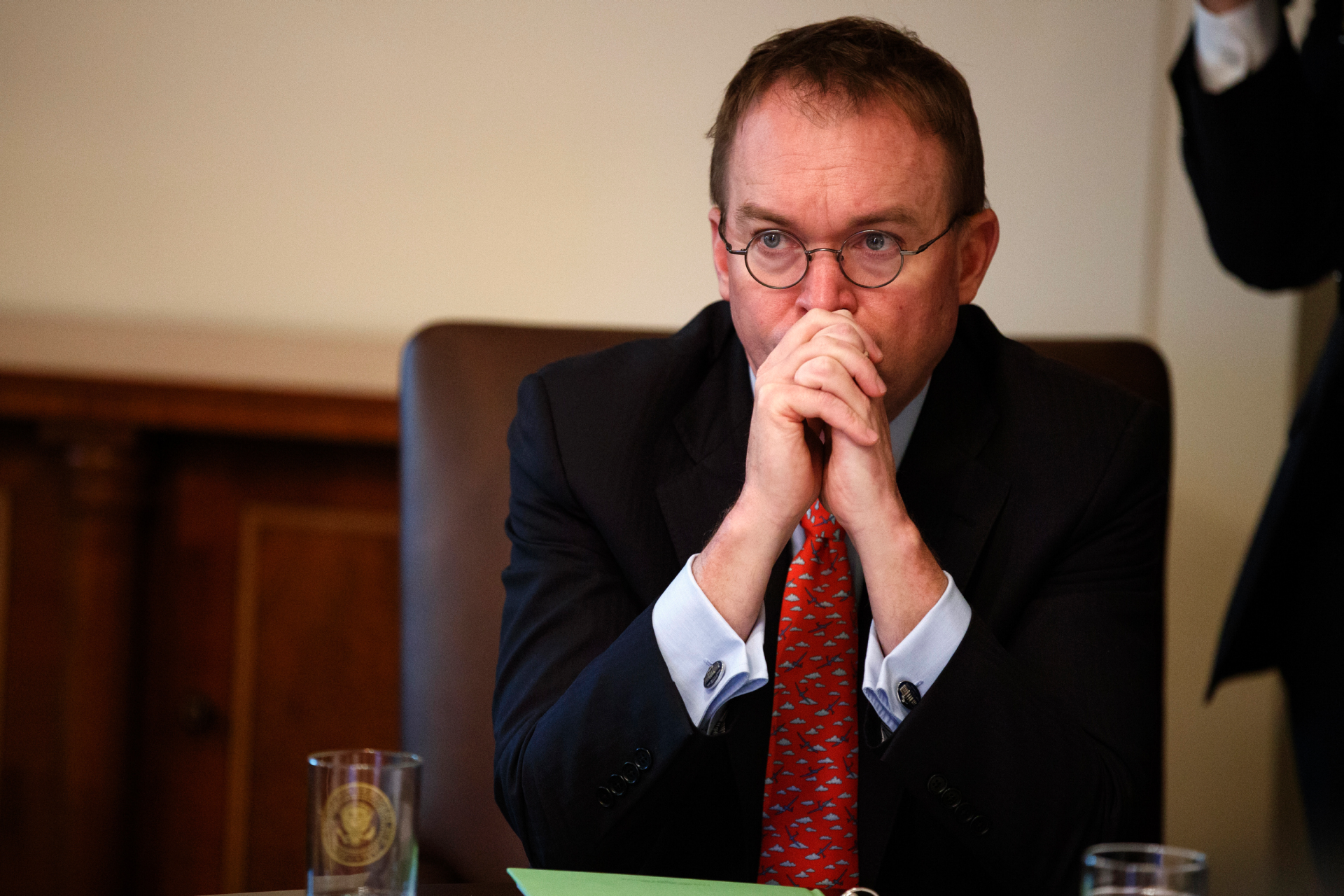 Mulvaney comments seized on by critics saying it's proof of Ukraine quid pro quo