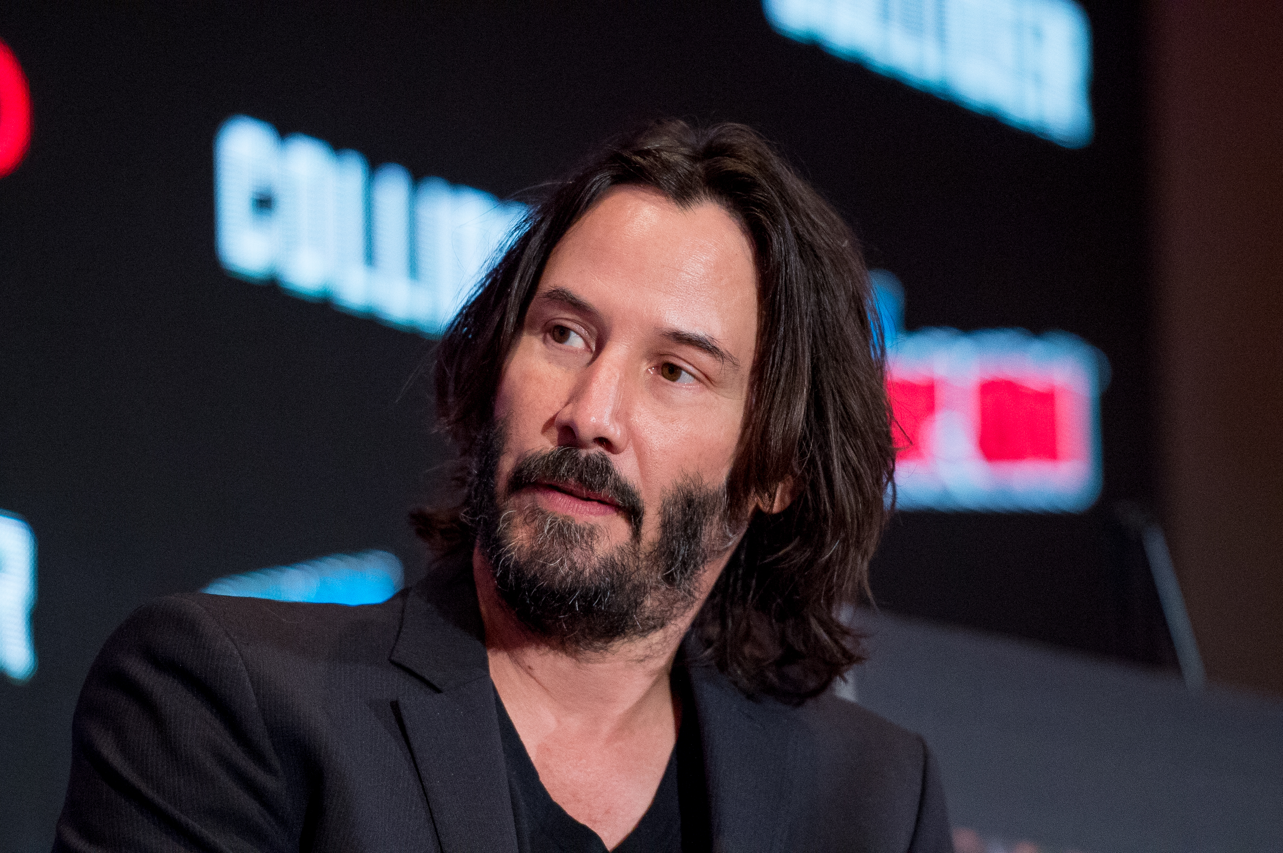Keanu Reeves stuns Stephen Colbert with explanation of what happens when we die