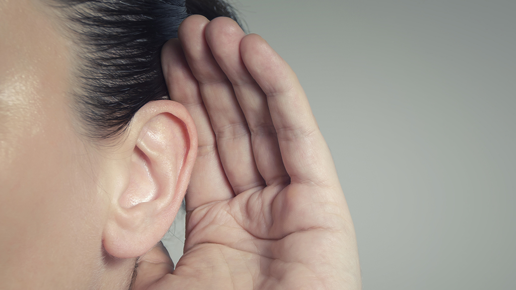 Woman unable to hear men's voices due to rare condition, report says