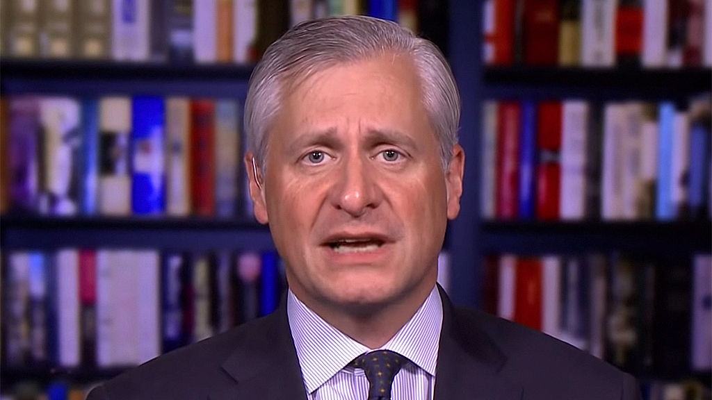 'Morning Joe' mainstay Jon Meacham ties Trump border wall to KKK rhetoric from 1924
