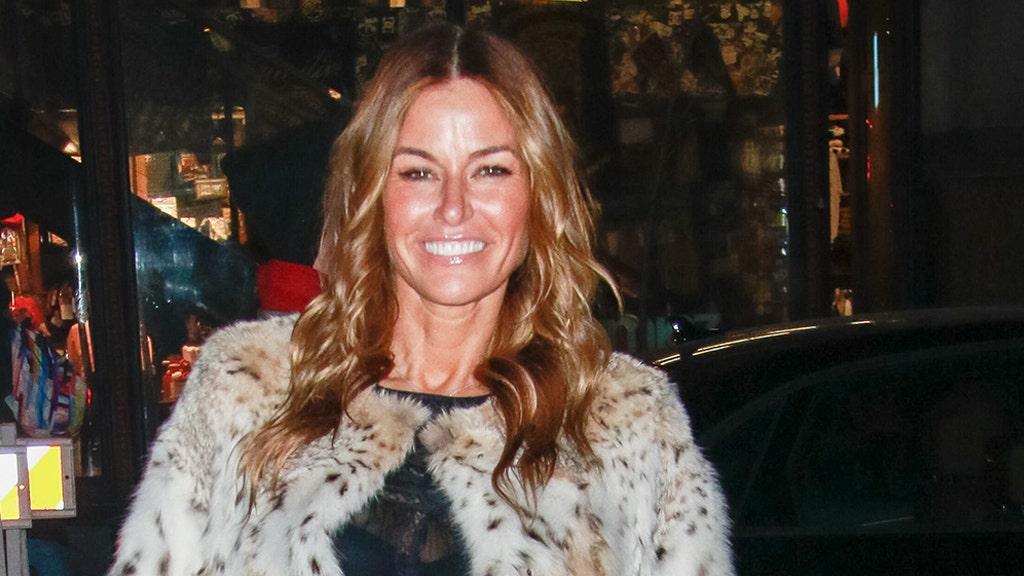 Former 'Real Housewives of New York City' star Kelly Bensimon, 50, flaunts incredible bikini bod