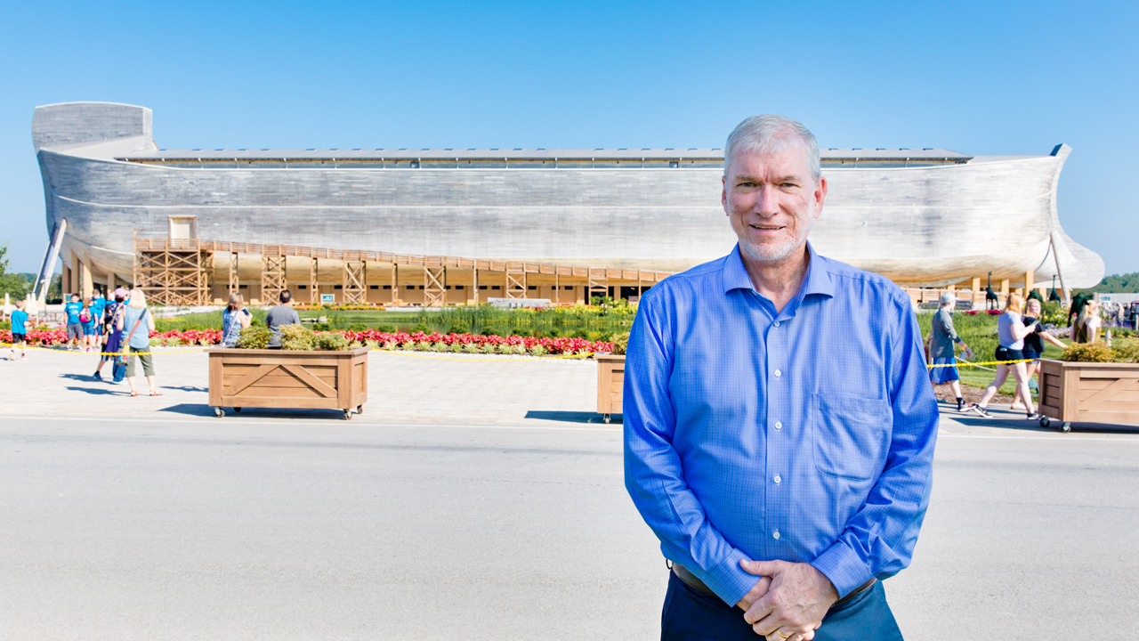 Ken Ham offers free admission to schools after atheist group warns against Ark Encounter field trips