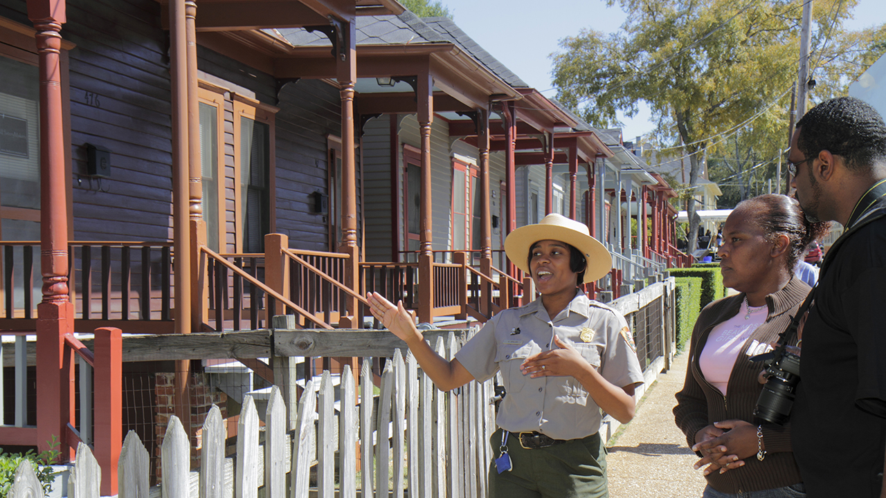Martin Luther King, Jr. National Historical Park reopens despite government shutdown