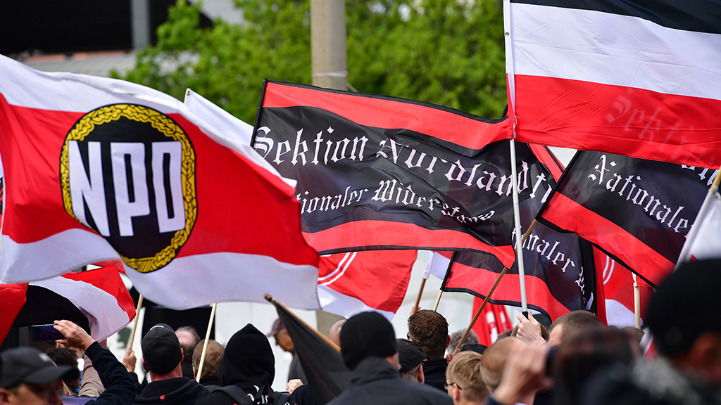 Germany investigates hundreds of neo-Nazi emails sent to politicians, lawyers and a pop singer
