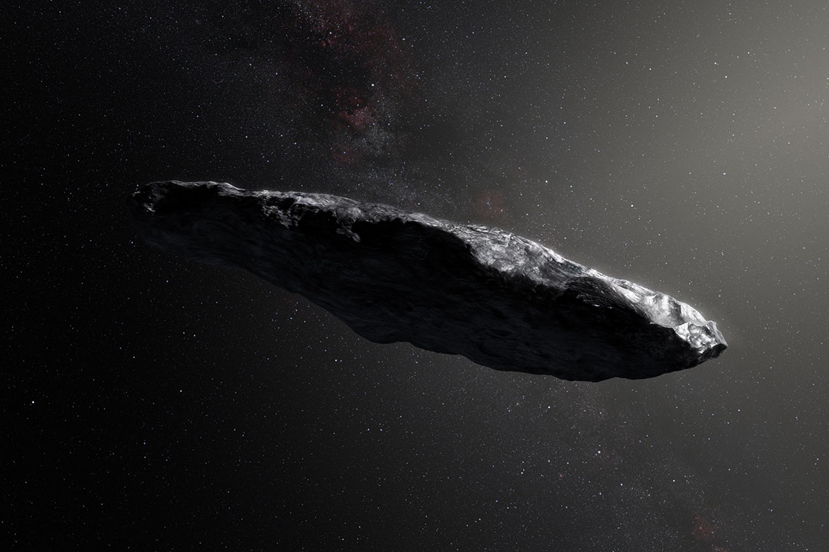 First interstellar object discovered was alien technology Harvard professor claims – Fox News