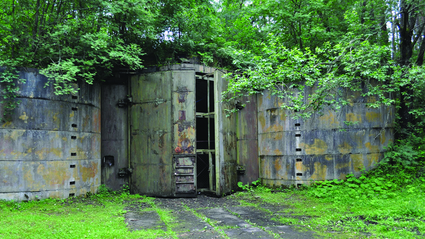 'Destroyer of worlds' uncovered as Soviet nuclear bunkers reveal their secrets