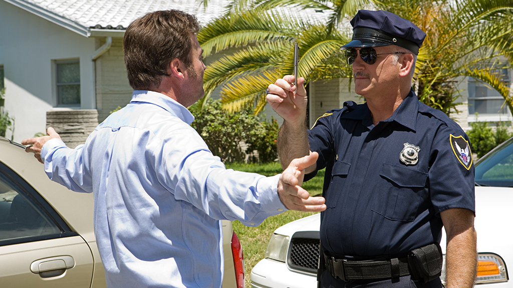 Police offer to get locals drunk to train officers in field sobriety tests