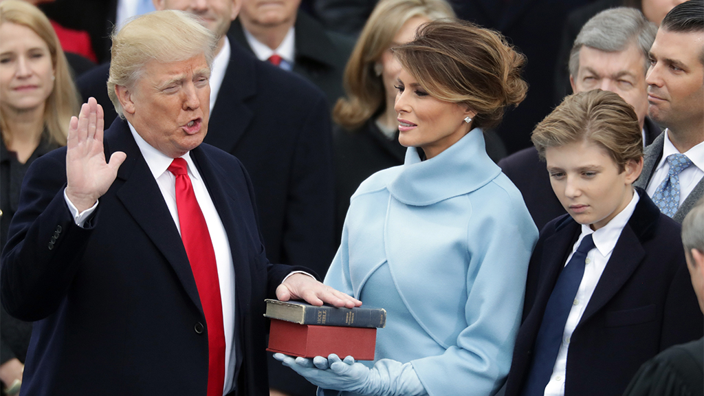 Razzies target Donald and Melania Trump, Kellyanne Conway with nominations