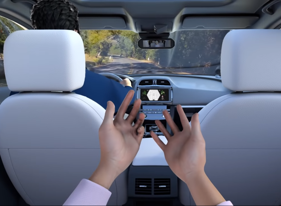 Virtual backseat drivers possible with new 'teleportation' tech