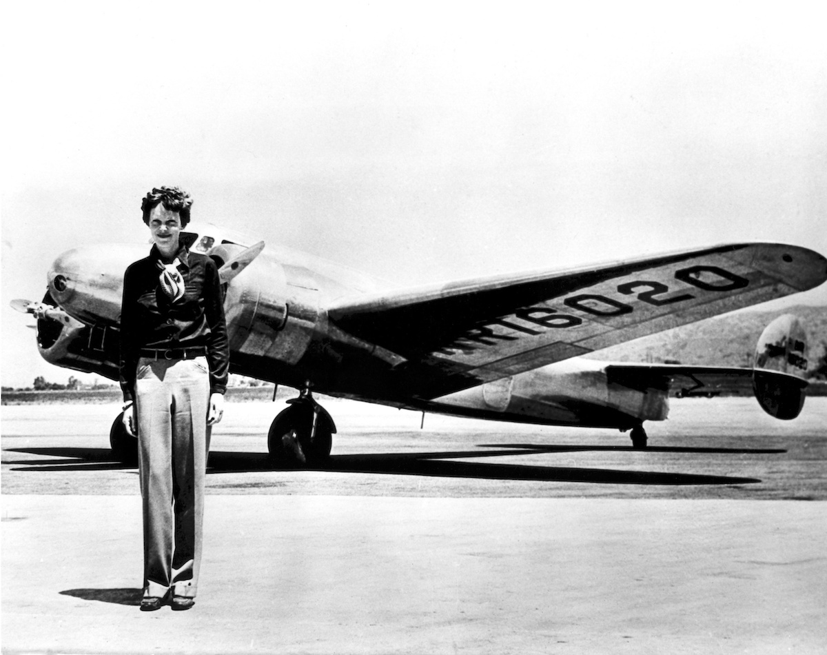 Amelia Earhart would have a very hard time disappearing in 2019