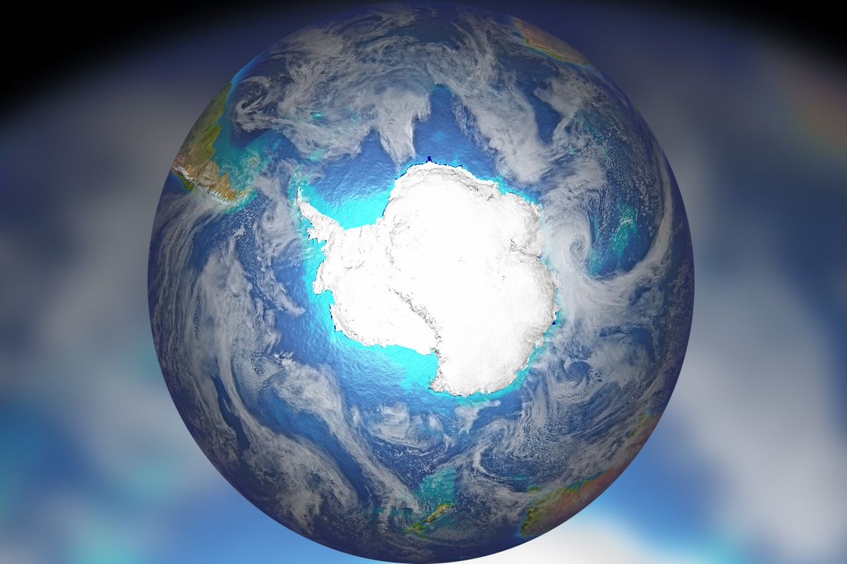Earth's tilt may exacerbate a melting Antarctic