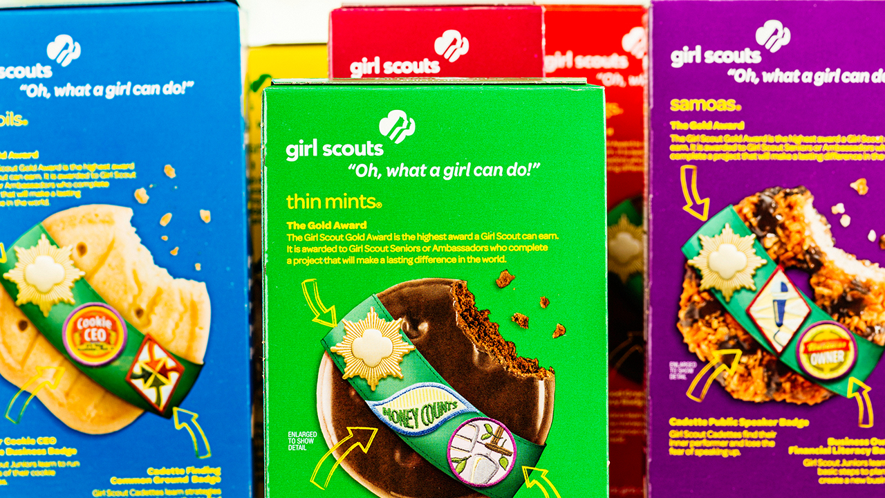 Girl Scouts selling cookies in New Jersey robbed of over $1,100