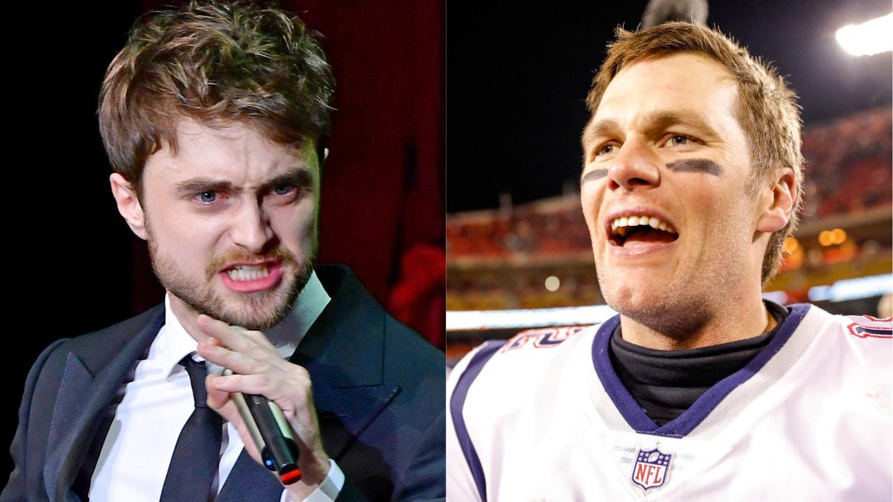 Daniel Radcliffe slams Tom Brady over Trump support and MAGA hat thumbnail