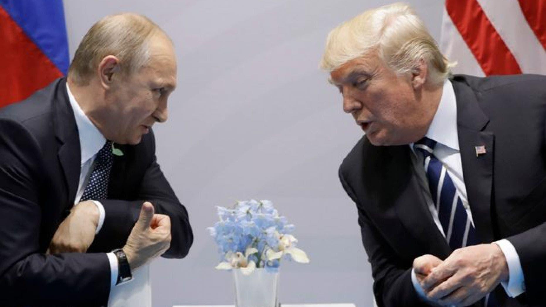 Putin orders 'symmetrical response' to US missile test