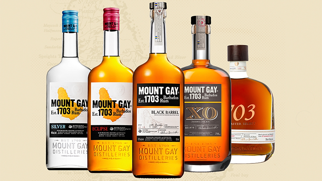 Mount Gay Rum distillery catches fire, destroying 150,000 gallons of rum