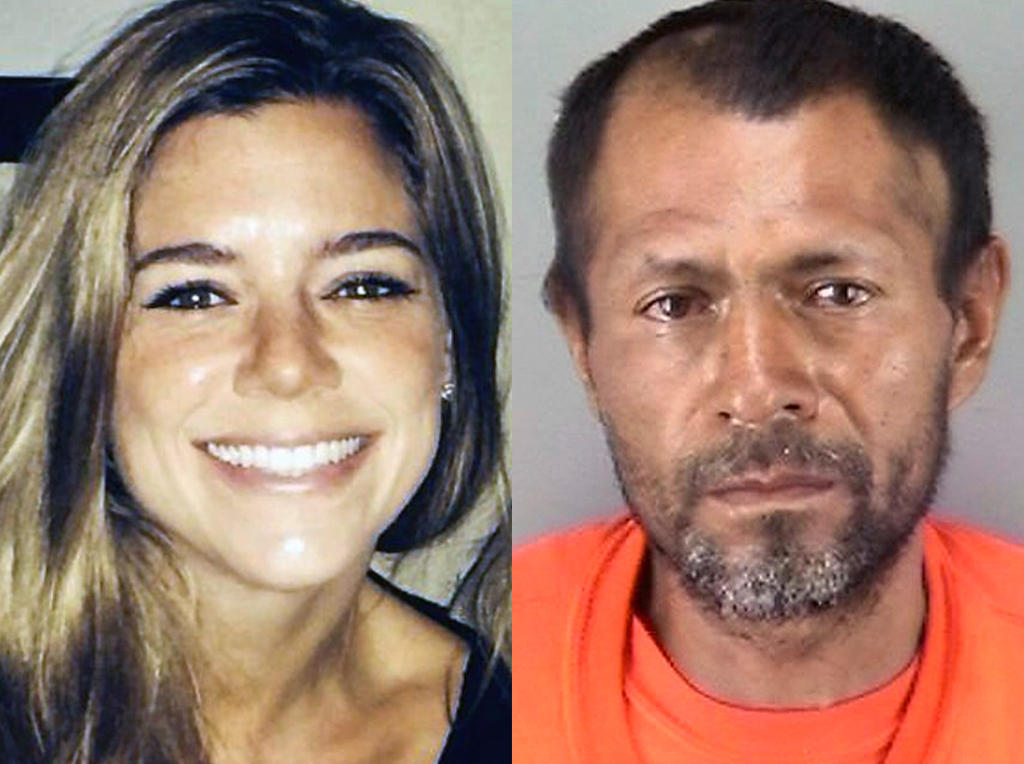 Illegal immigrant found not guilty in Kate Steinle's killing wants gun conviction dropped