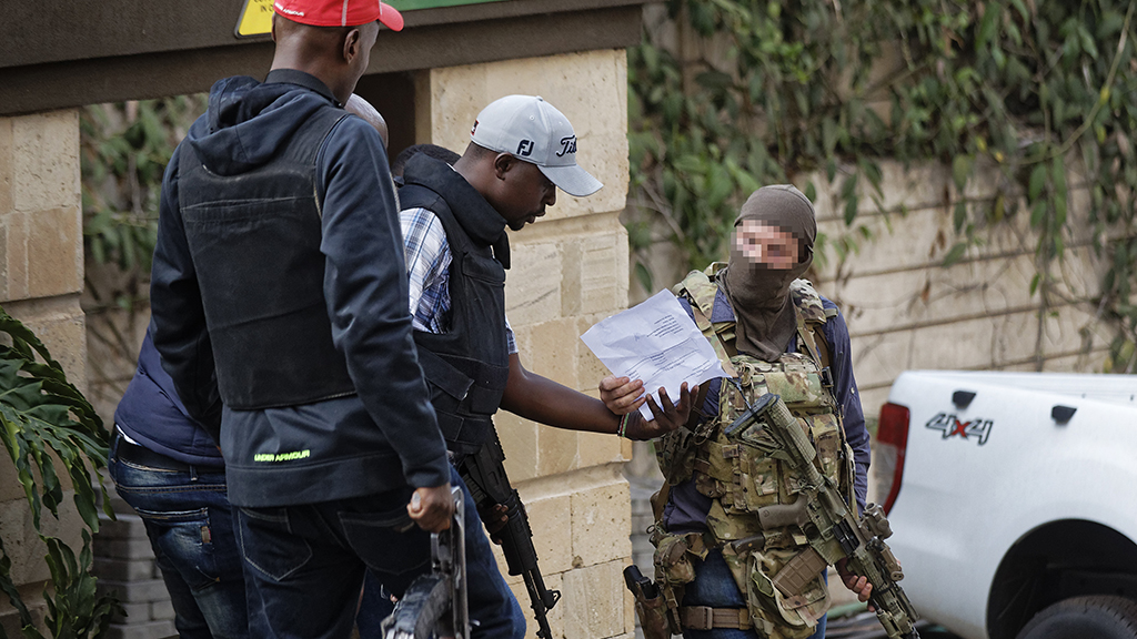 British SAS trooper stormed Kenya hotel during terror attack, helped rush survivors to safety