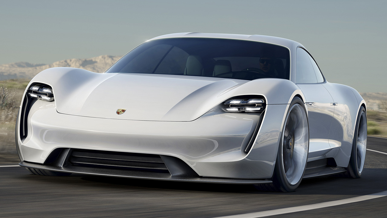 Electric Porsche is so popular that its doubling production targets