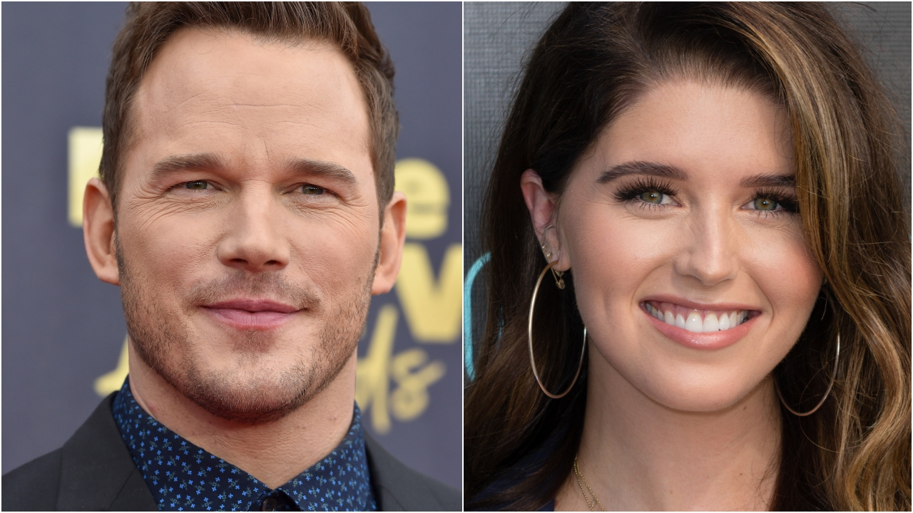 Chris Pratt and Katherine Schwarzenegger share a love of faith: 'Thrilled God put you in my life'