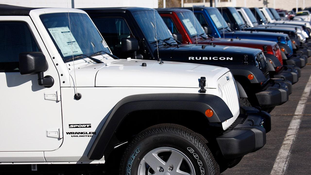 Fiat Chrysler recalling 1.6 million vehicles to fix Takata air bags