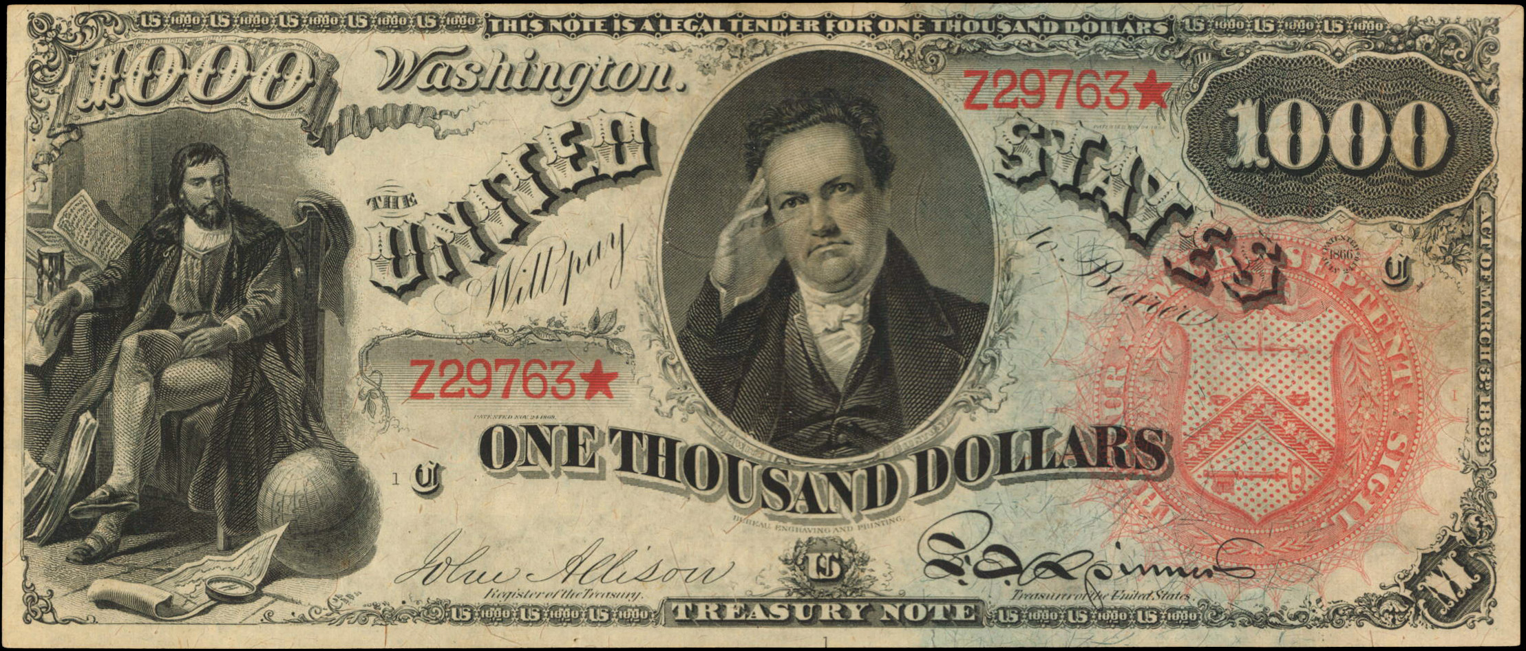 Rarest, most valuable US paper bills in existence set for multimillion dollar auction