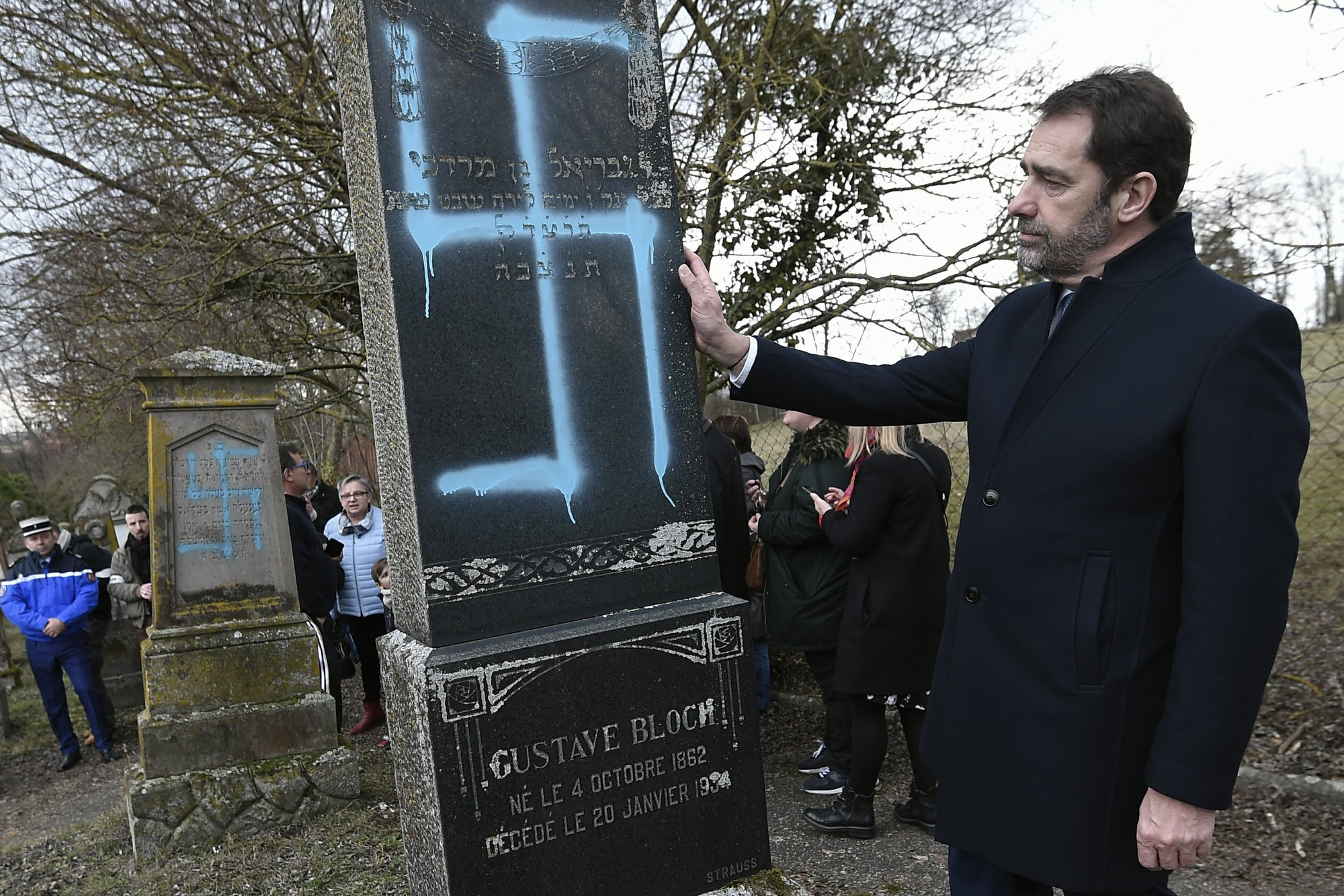 Jewish leader warns Christians amid rising anti-Semitism: 'They start with Jews, but they never finish with...