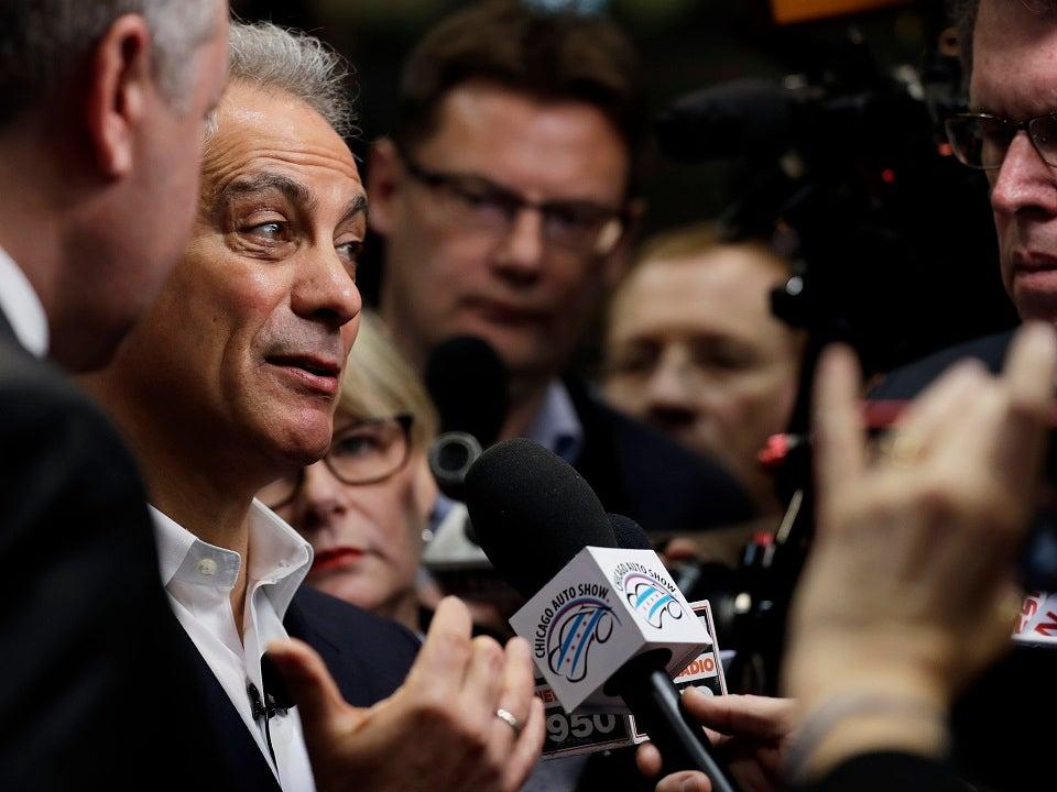 Rahm Emanuel warns Dems not to 'mimic' Trump's politics, says Virginia's Northam shouldn't resign