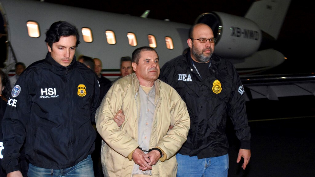 Drug kingpin 'El Chapo' appeals conviction, argues jury bias and conditions in 'modern dungeon'
