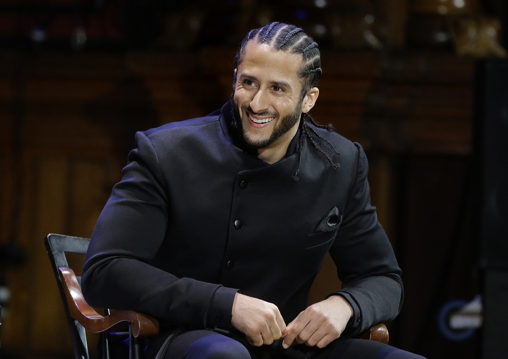 Nike launches 'Icon' Kaepernick jersey days after NFL collusion case settlement