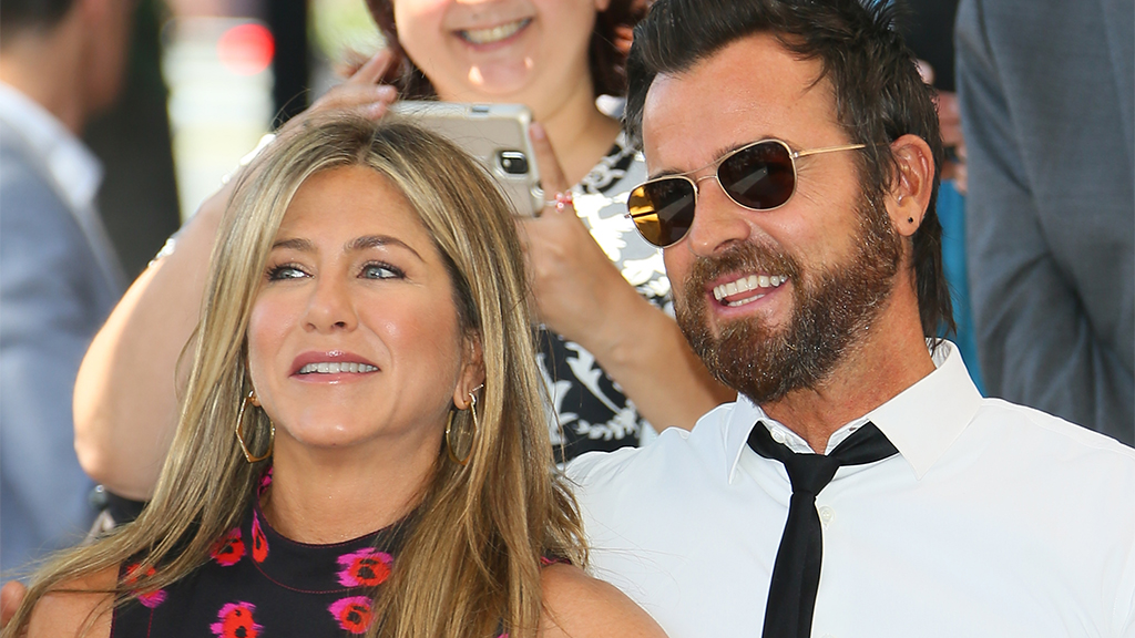 Justin Theroux honors 'fierce' ex Jennifer Aniston in birthday photo