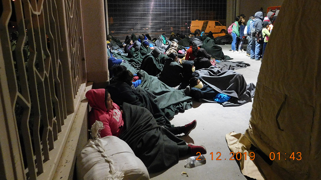 Migrant group of 311 arrested near El Paso, bringing Monday total to 641 captures