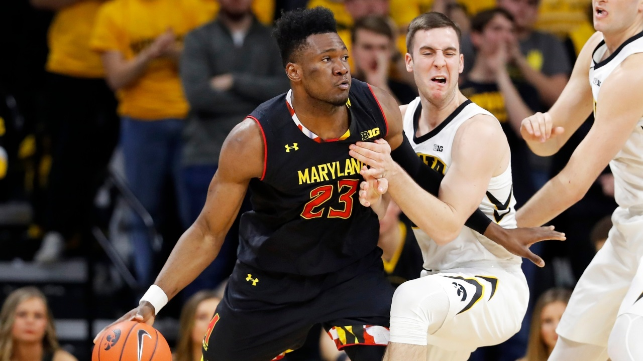 Iowa broadcaster suspended after referring to University of Maryland basketball player as 'King Kong'