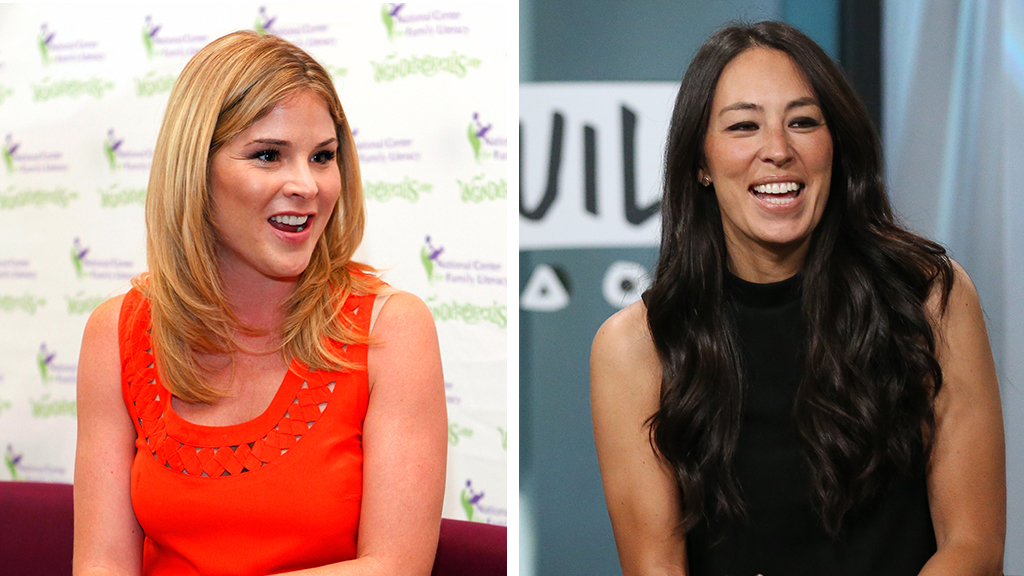 Joanna Gaines opens up to Jenna Bush Hager about feeling mom guilt: 'It paralyzes me'