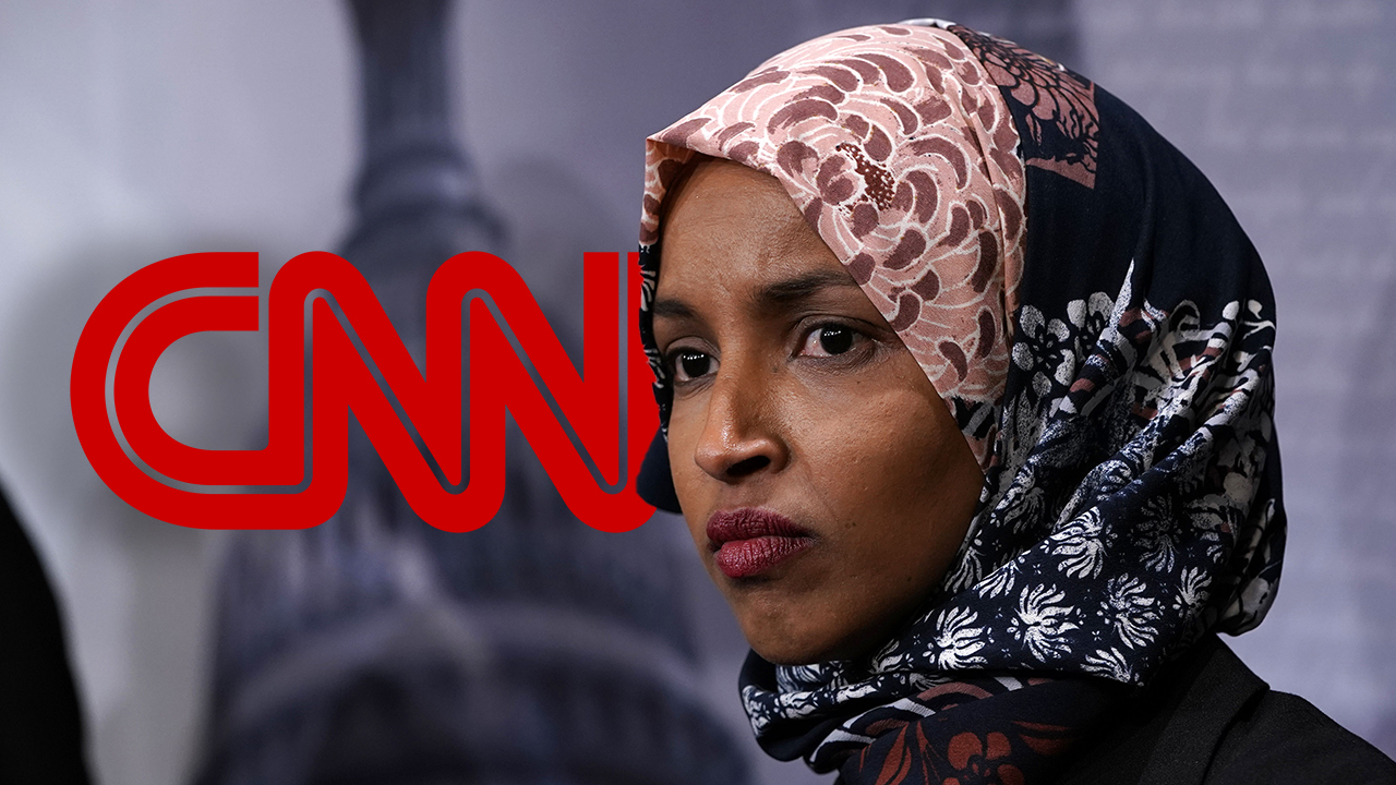 CNN uses Ilhan Omar's anti-Semitism controversy to attack Trump, GOP thumbnail
