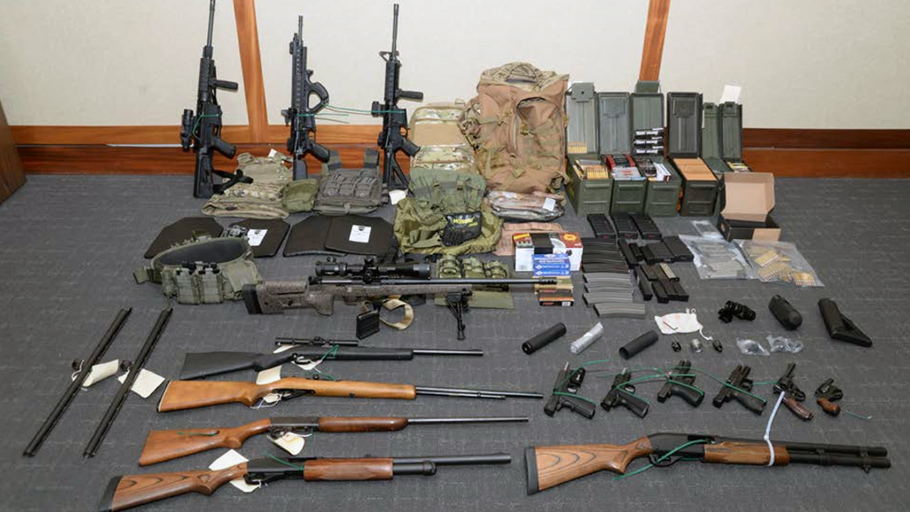 Coast Guard lieutenant, dubbed 'domestic terrorist,' had hit list of media bigs and Dem lawmakers: prosecutors