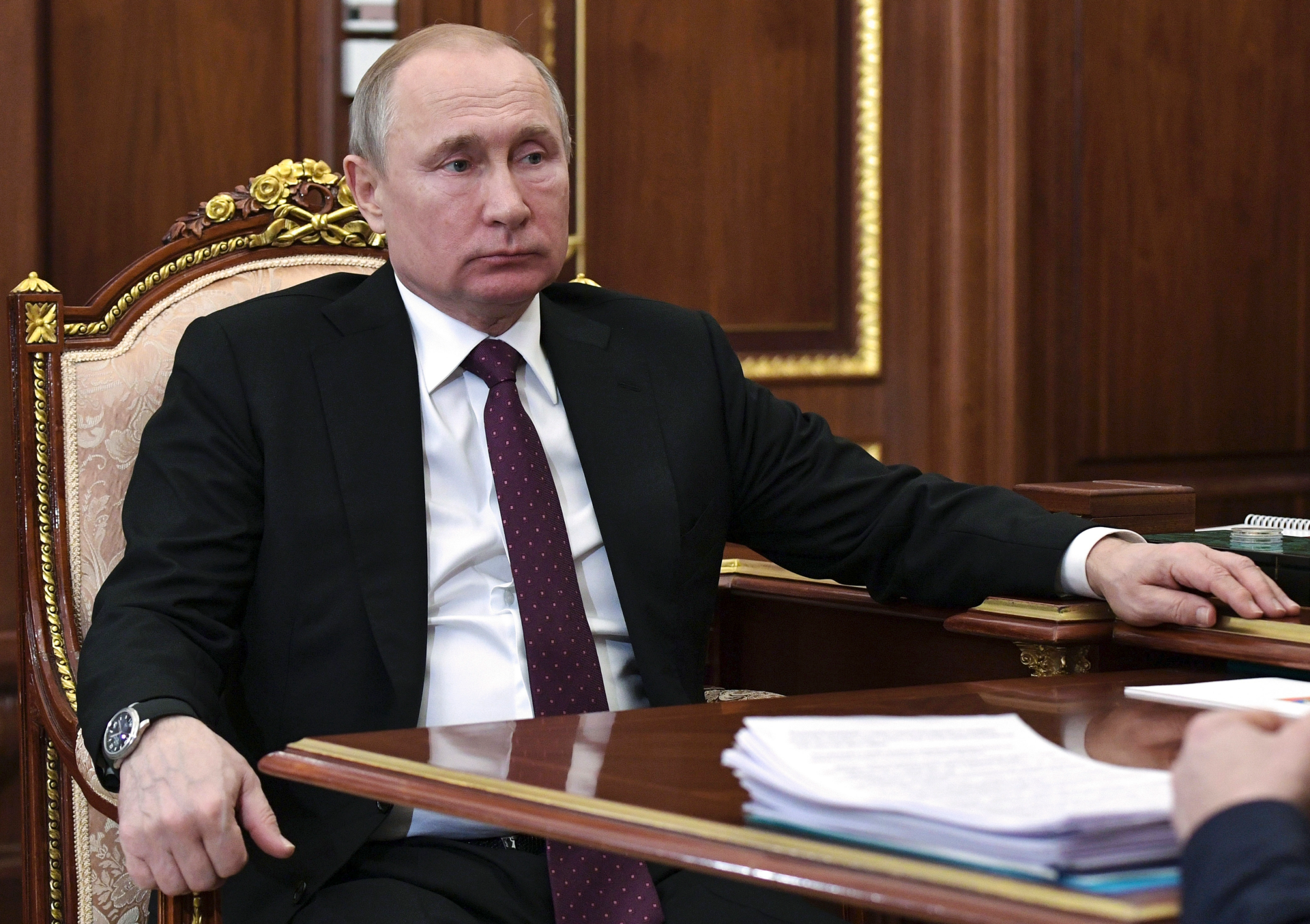 Kremlin: Russia's political system a good model for others