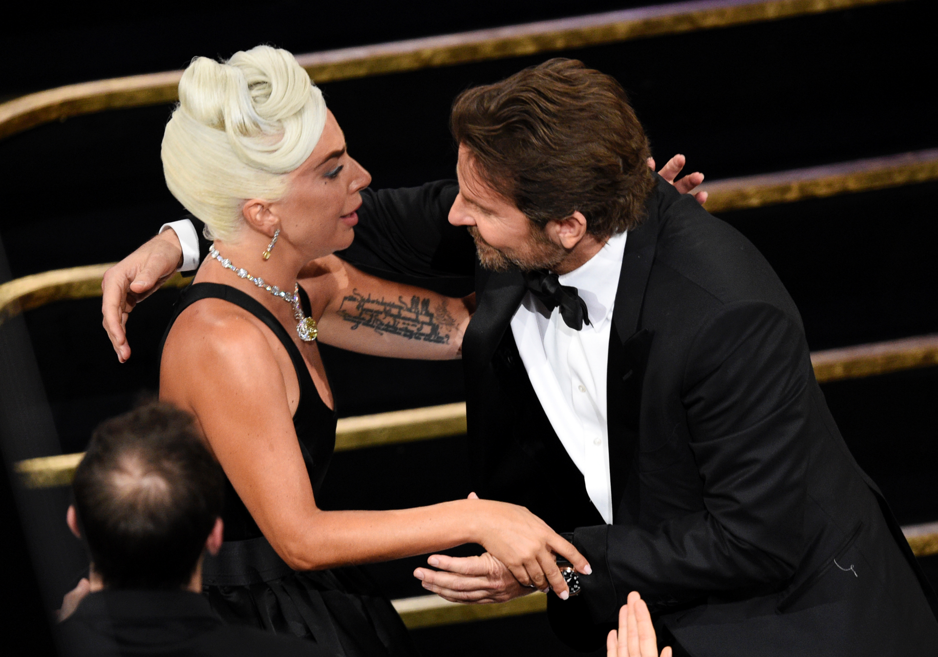 Lady Gaga posts about 'special' moment with Cooper during Academy Awards thumbnail