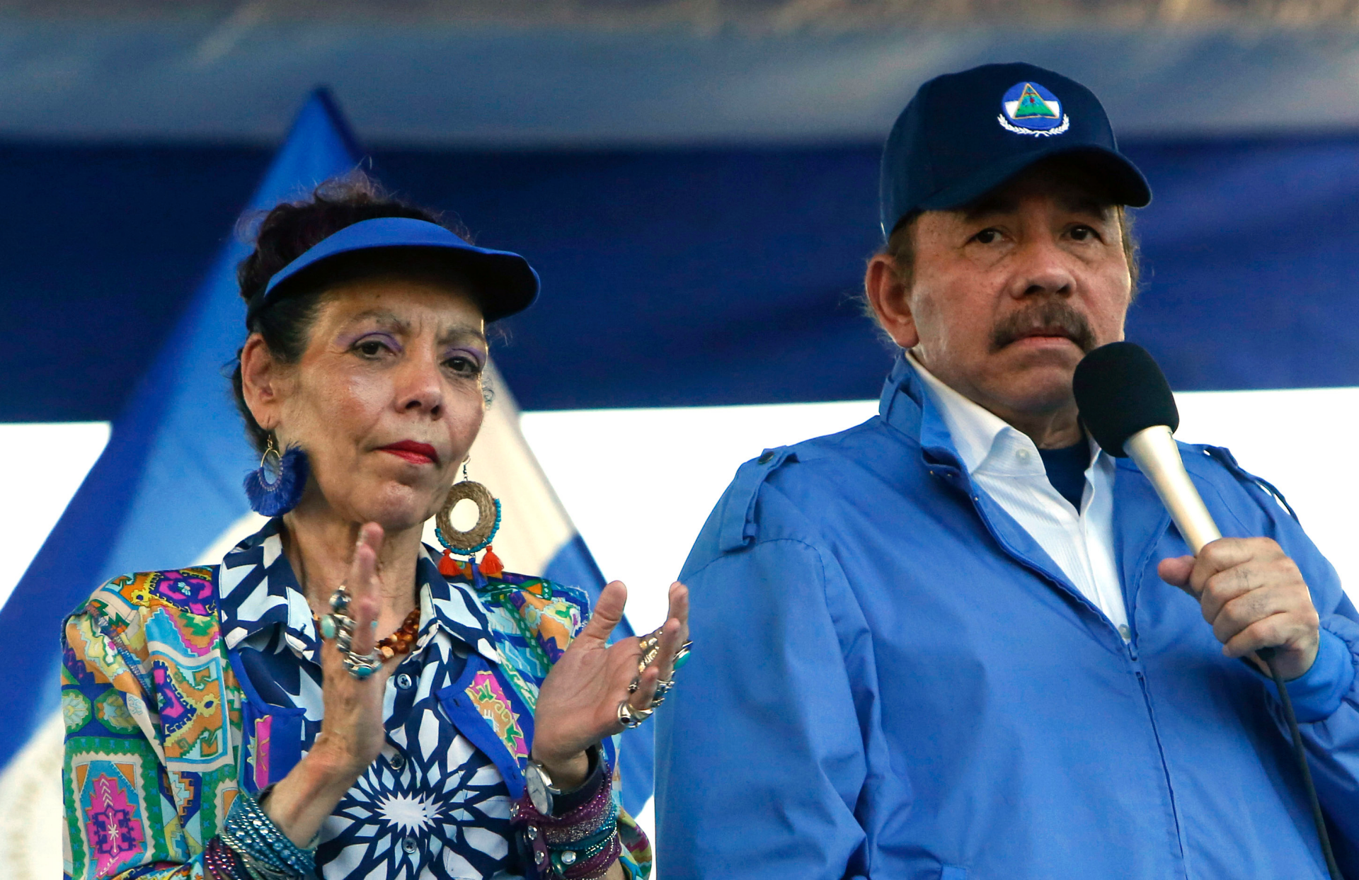 Nicaragua's Ortega says he will restart talks with opponents