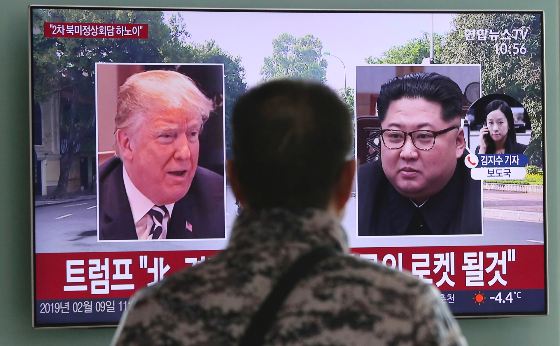 US commander: North Korea hasn't slowed its nuclear program