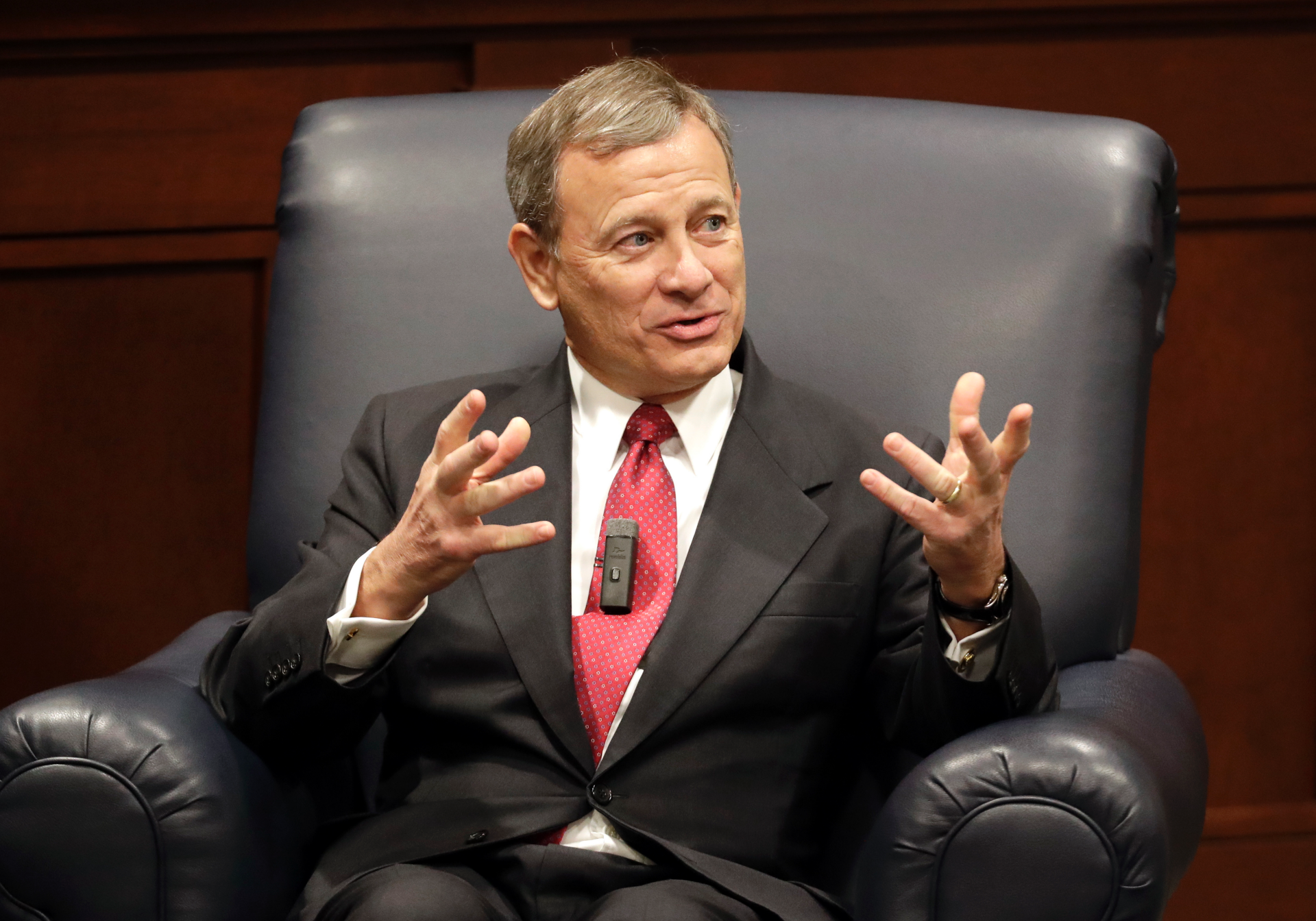 Chief Justice Roberts pulls double duty with court arguments, impeachment trial