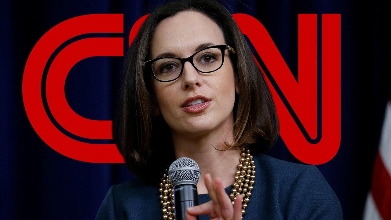 Lefties turns on anti-Trump CNN after network hires ex-Jeff Sessions spokeswoman Sarah Isgur