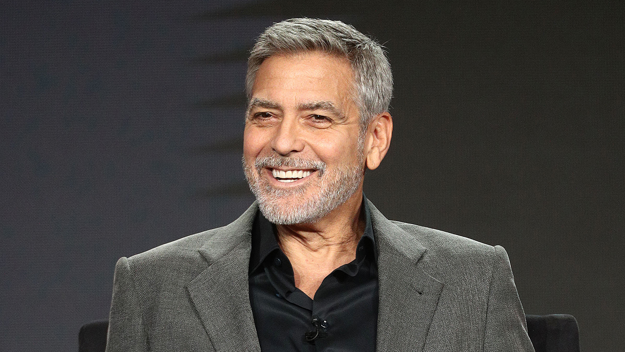 'Catch-22's' George Clooney talks returning to TV since 'ER,' jokes that he 'cries a lot'